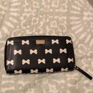 Bowtie Kate Spade Wallet